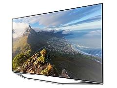 "Samsung 65"" 1080p 960 CMR 3D LED Smart TV"