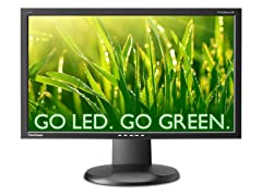 "24"" 1080p Full-HD LED Monitor"