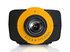1080p Gear Pro Ryder Hi-Res Camera (Or)