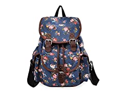 C-LEATHERS Cute Girl's Backpack