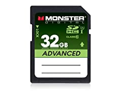 Advanced Series Class 10 Full Size SD Cards