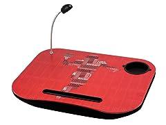 Laptop Cushion - Lt - Football