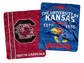 Comfy Collegiate Blankets!