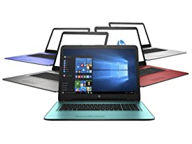 "HP 17.3"" Intel Quad-Core 2TB SATA Laptops"