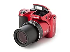Samsung 16.2MP Digital Camera w/26x Optical