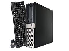 Dell, HP & Lenovo Intel i5 500GB Desktops