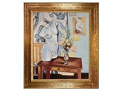 Matisse - Greek Torso with Flowers
