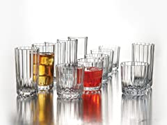 Boca 12 Piece Glassware Set