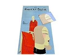 Harper's Bazaar - Paris Openings Towel