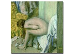 Edgar Degas 'After the Bath 1886'