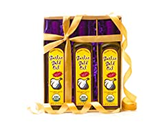 Garlic Gold Oil 3-Pack Gift Box