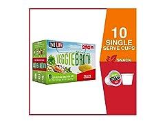 LonoLife Veggie Broth Snack