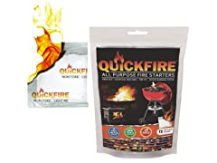 Camping & Charcoal BBQ Fire Starter