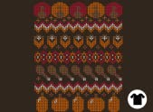 Ugly Thanksgiving Sweater 2014