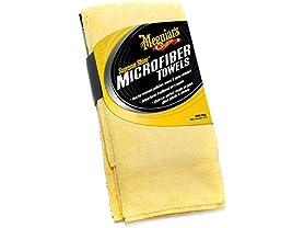Meguiar's X2020 Supreme Microfiber Towels