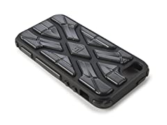 Xtreme Case for iPhone 5 - Black/Black