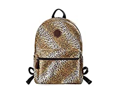 Leopard Youth Backpack