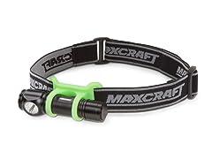 Maxcraft 3-watt LED Mini Headlamp Multilight