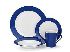 Cuisinart 16 Pc. Renage Porcelain Set