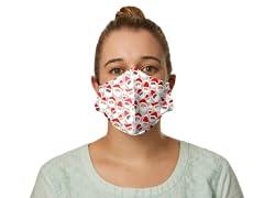"""""""Ho Ho Ho Oh Hi""""  Face Mask - General Use"""