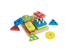 Sorting and Counting Puzzle Toy
