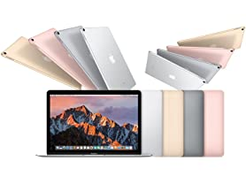 Apple 2017 MacBooks & iPad Pro Tablets