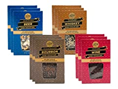 Cocoa Crate Pairing Bars Sampler (12)