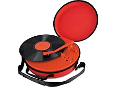 Coca-Cola CCT01 Retro Turntable w/ Bluetooth Speaker