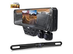 Pyle Multi Dash Cam Video Recording System