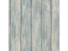 Nantucket Plank Peel & Stick Wallpaper