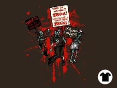 Zombie Protest