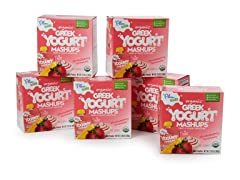 Strawberry Lemonade Greek Yogurt - 24Pcs
