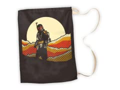 """King's Sunrise"" Large Laundry Bag"
