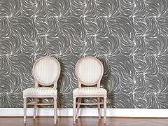 Magic Hair Gunmetal Grey Tiles