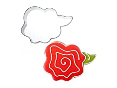 Flower Stainless Steel Cookie Cutter
