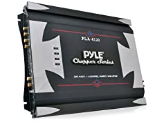 1000 Watt 4-Channel High Power Mosfet Amplifier