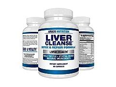 Liver Cleanse Detox & Repair Formula