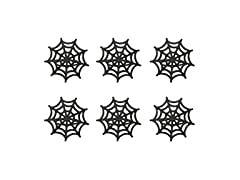 DII Spooky Napkin Rings (Set of 6)