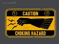 Choke Hazard