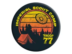 Imperial Scout Camp PopSocket