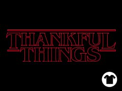 Thankful Things