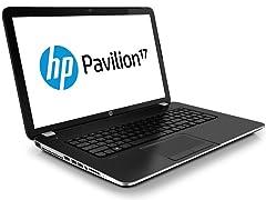 """HP 17.3"""" Quad-Core A8 Laptop"""