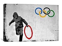 Olympics Stolen Ring