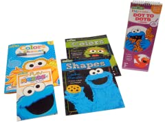 Sesame Street Early Learning Set