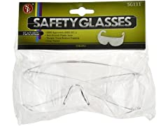 Anti-Scratch Safety Glasses (3-Pack)