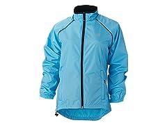 Women's Tour II Jacket, Blue (L)