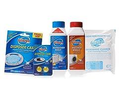 Glisten MDA05VP Appliance Cleaners Value Pack