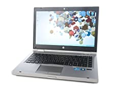 "HP 14"" Dual-Core i5 EliteBook"