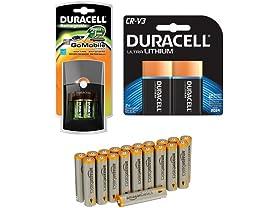 Batteries Batteries Batteries!
