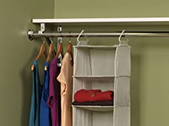 8-Pocket Hanging Organizer